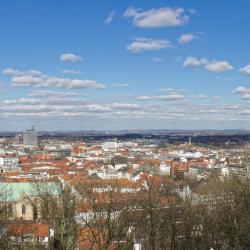 Bielefeld 70 hotelov