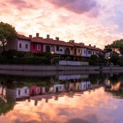 Isola Albarella 110 hotels