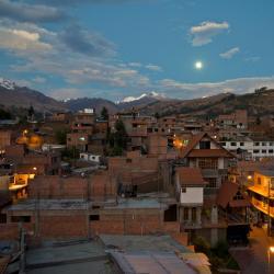 Huaraz 40 hostales y pensiones