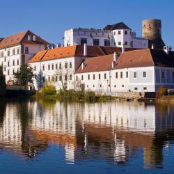 Jindřichův Hradec 57 hotelů