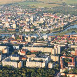 Frankfurt (Oder) 12 Hotels
