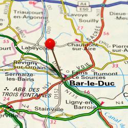 Bar-le-Duc 9 hotelli