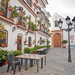 Villanueva del Rosario 12 hoteles