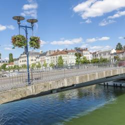 Verdun-sur-Meuse 35 hoteller