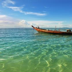 Phangan-sziget 4 szálloda