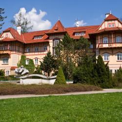 Luhačovice 71 Hotels