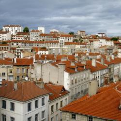 Saint-Étienne 119 hotellia
