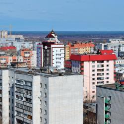 Сыктывкар 183 отеля