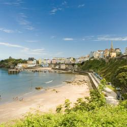 Tenby 414 hotels
