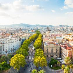 Hotel di Barcellona, Spagna