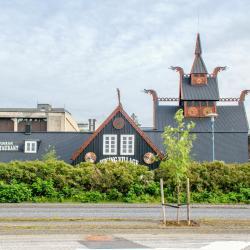 Hafnarfjördur 3 smještaja s uslugom doručka