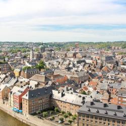 Namur 63 hoteller
