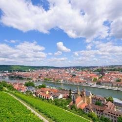 Würzburg 117 Hotels