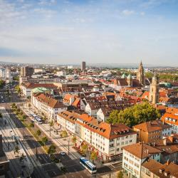Heilbronn 39 hotels