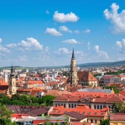 Kluža-Napoka 1275 viesnīcas