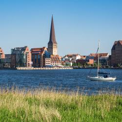 Rostock 4 holiday homes