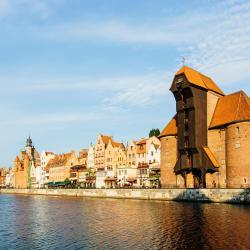 Gdanskas 9 kurortiniai viešbučiai