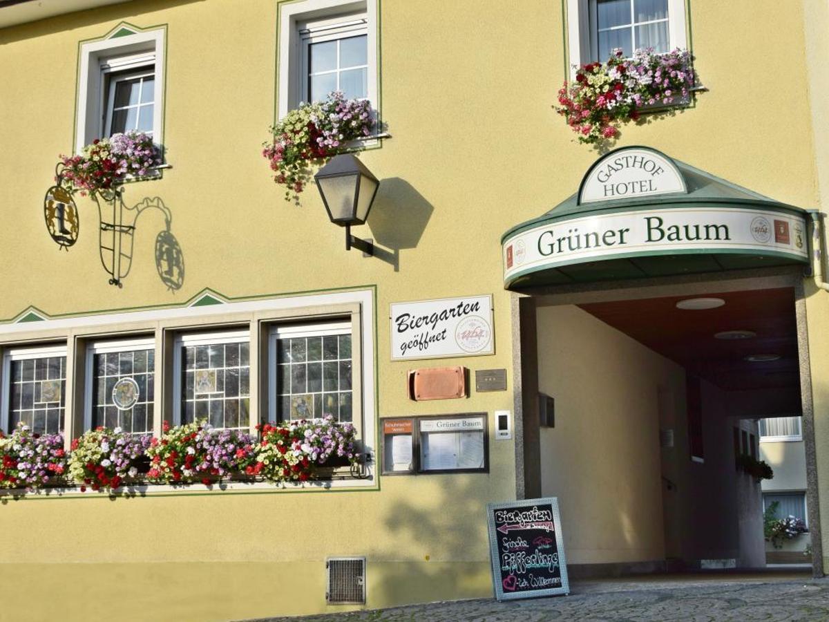 283 Echte Hotelbewertungen Für Hotel Grüner Baum Bookingcom