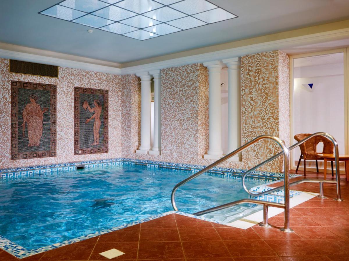 498 echte Hotelbewertungen für Orea Spa Hotel Palace Zvon   Booking.com
