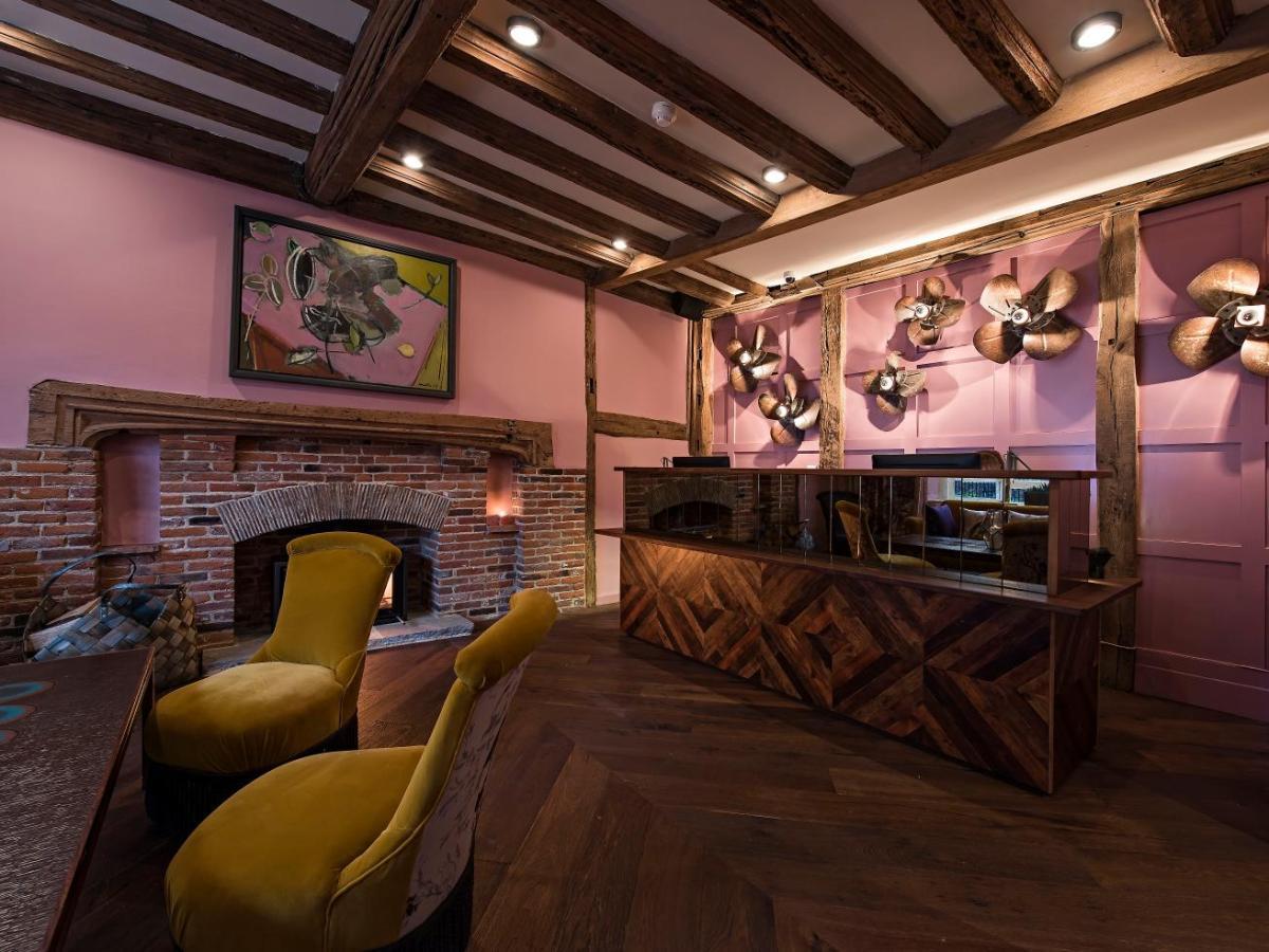 2588 Verified Hotel Reviews Of Falstaff In Canterbury