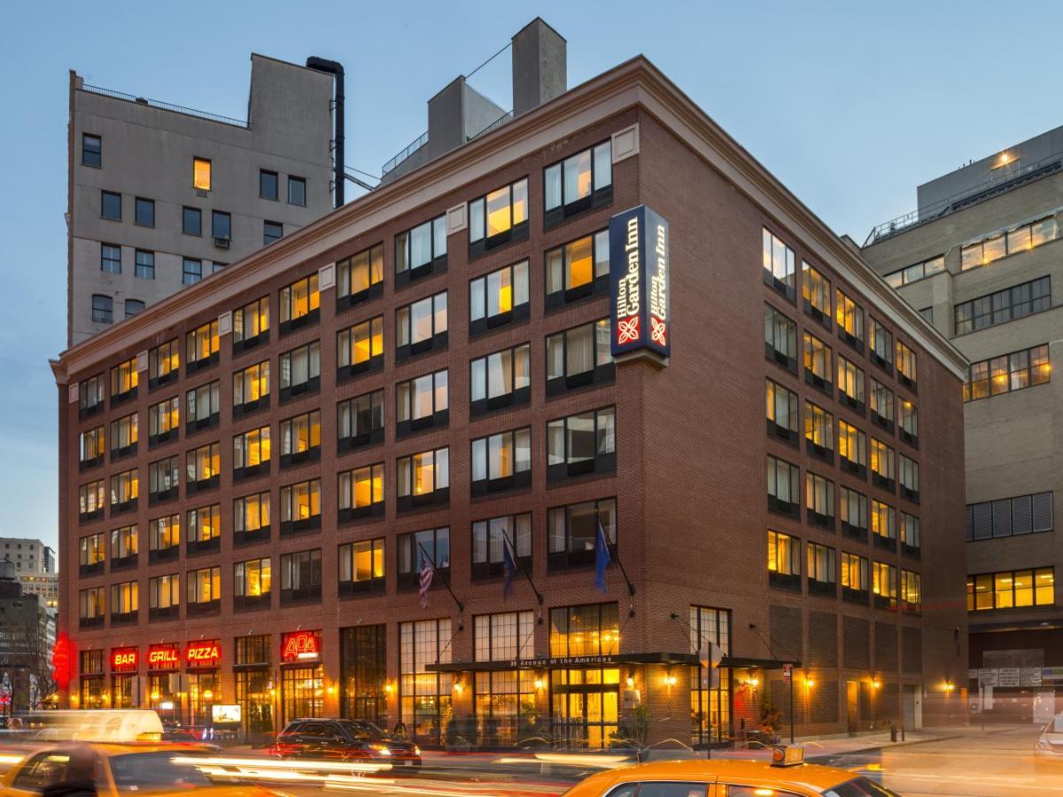 628 Verified Hotel Reviews of Hilton Garden Inn New York/Tribeca ...