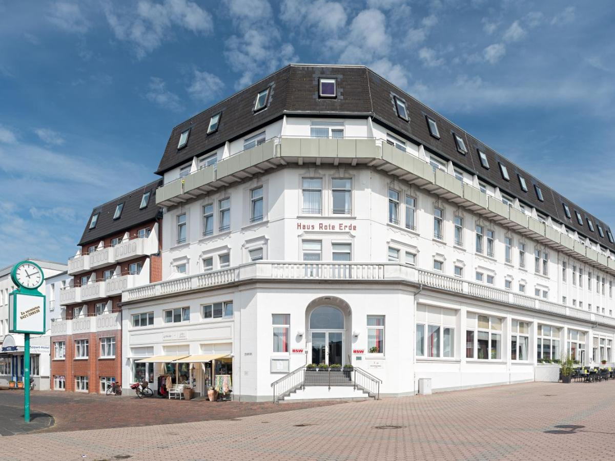 111 echte Hotelbewertungen für Inselhotel Rote Erde | Booking.com