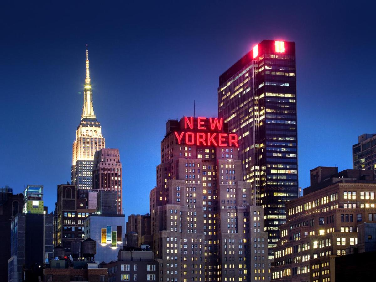7811 Opiniones Reales del The New Yorker, A Wyndham Hotel   Booking.com