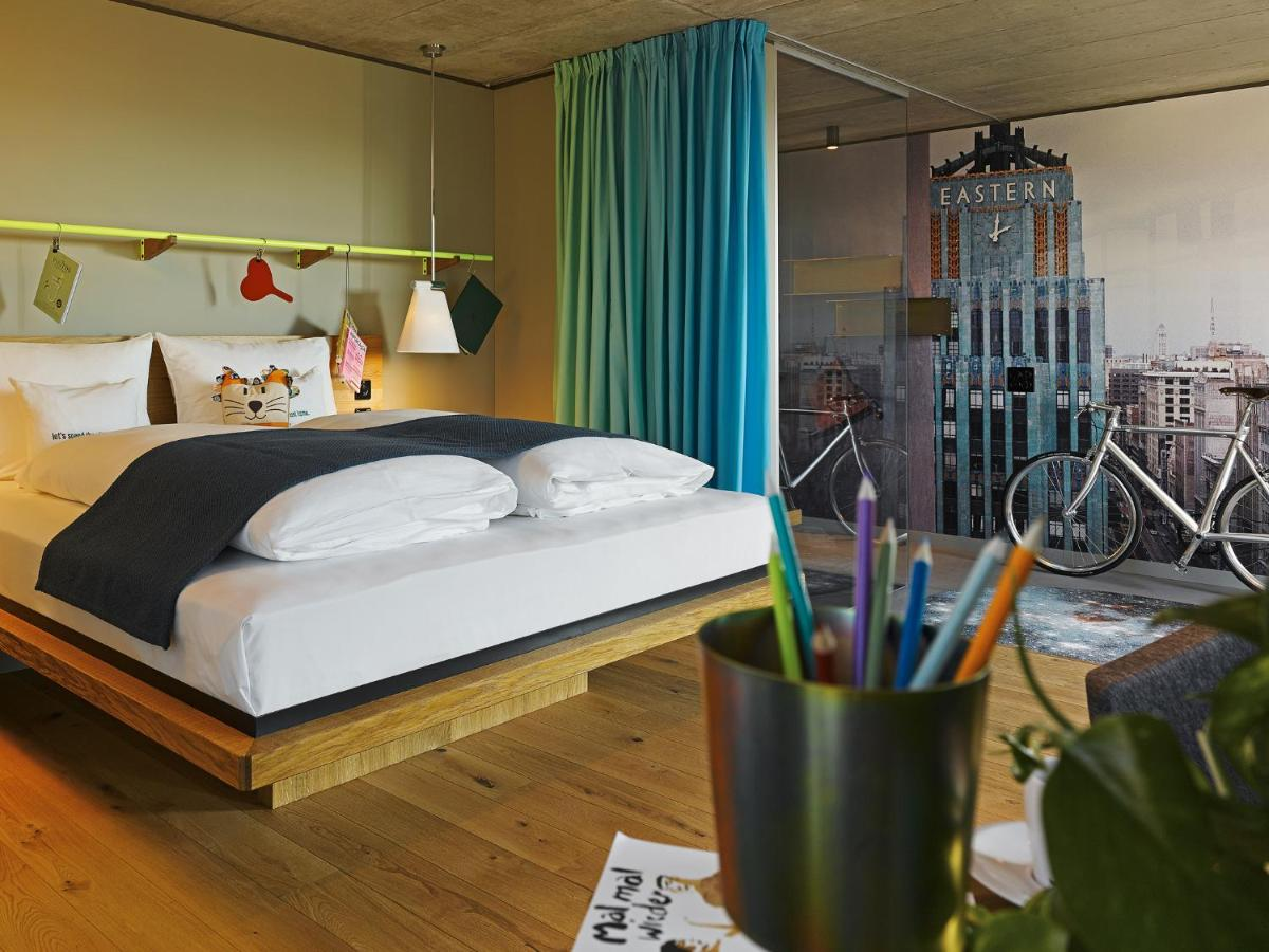 1216 echte Hotelbewertungen für 25hours Hotel Langstrasse | Booking.com