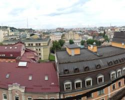 UA Rent Apartments in Podol