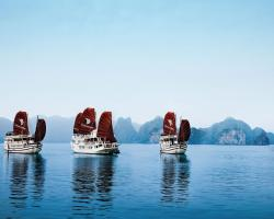 Halong Bellezza Legend Cruises