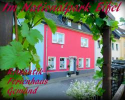 Romantik-Ferienhaus-Gemünd