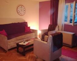 Cozy Purple Apartment