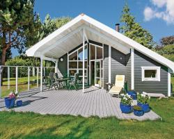 Holiday home Vejby with Hot Tub 150
