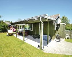 Three-Bedroom Holiday home with a Fireplace in Rødby