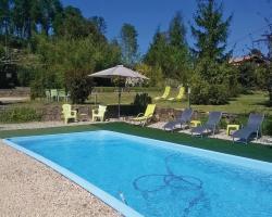 Holiday home Bordezac 90 with Outdoor Swimmingpool