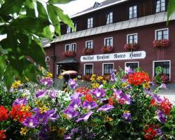Gasthof-Pension Rotes Haus