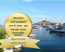 Apartments Sarc Rovinj