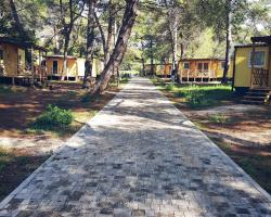 Mobile homes Adriatic Camping Brijuni - Pineta**