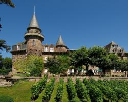 Hôtel Château de Castel Novel - Les Collectionneurs