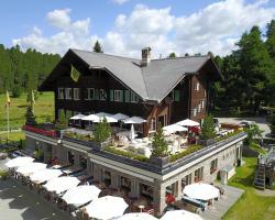 Hotel Restorant Lej da Staz