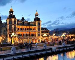 Falkensteiner Schlosshotel Velden – The Leading Hotels of the World