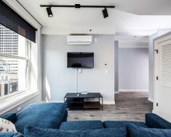 Saffron Apartment