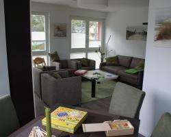 Strandvilla Baabe - Maisonette Sonnenwiege mit Sauna und Whirpool