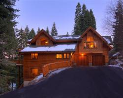 Luxury TreeHouse in Tahoe Donner