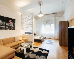 Living Budapest Apartment - Régi posta utca