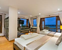 B'Lan Riverside Villa