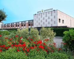 Hotel Cangrande Di Soave