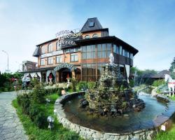 *Pirosmani Hotel