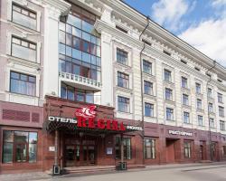 Regina na Peterburgskoy