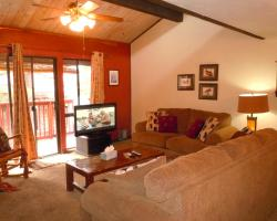 Two-Bedroom Standard Townhouse Unit #12 by Snow Summit Townhouses
